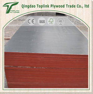 Black/ Brown Shuttering Concrete Plywood Formwork for Construction pictures & photos