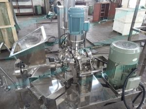 Mini Pulverizer for Pharmaceuticals, Chemical and Foodstuff (FMP-100A) pictures & photos