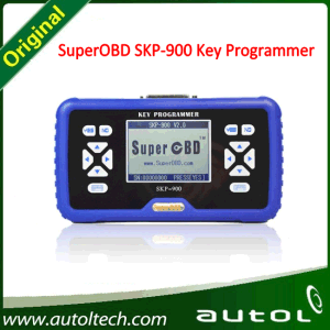 100% Guarantee Original Superobd Skp-900 Key Programmer V4.5 Hand-Held OBD2 Car Key Programming Tools, Skp900 Key Program Machine pictures & photos