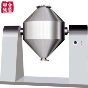 Szg-100 Double-Cone Conical Rotating Vacuum Drying Machine pictures & photos