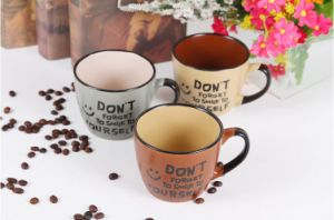 Word′s Best Mom Gift 11oz White Promotional Mug with Color Box pictures & photos