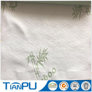 Bamboo Jacquard Knitted Spring Mattress Ticking pictures & photos