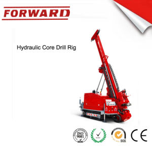 Nwl Drilling Depth 1200m C5 Full Hydraulic Surface Core Drill Rig