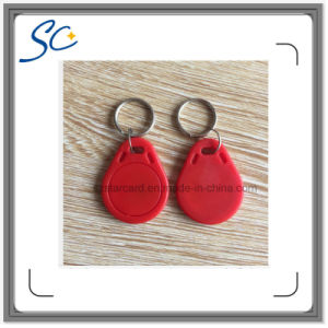 125kHz Tk4100 Proximity Waterproof RFID Key Tag for Door Access Control pictures & photos