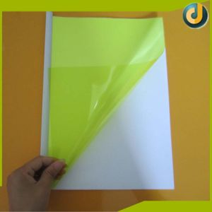 Hot Sale A3 A4 A5 PVC Binding Cover for Notebooks pictures & photos