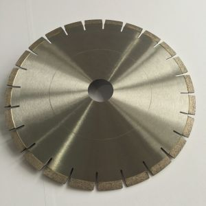 High Quality Circular Diamond Cutting Saw Blade for Granite Stone pictures & photos