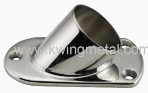 Oblong Base Plate/Flange pictures & photos