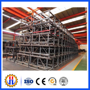 Construction Building Hoist Spare Parts Standard Section Mast Section pictures & photos
