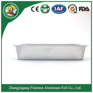 Guaranteed Quality Compartment Microwave Food Aluminum Foil Container pictures & photos