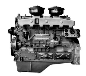 Manufacture 60 Years Aniversary From 1956s 4-Stroke Diesel Engine pictures & photos