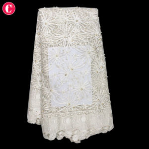 New Arrival African Tulle Lace Fabric pictures & photos