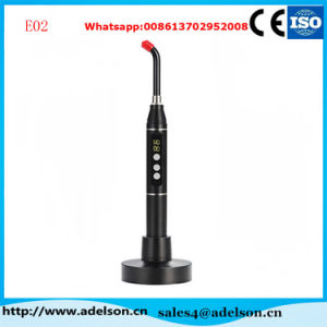 All Aluminum Alloy Handle Design LED Wireless Dental Curing Light pictures & photos