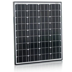High Efficiency Mono Solar Panel-80W pictures & photos