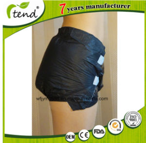 Most Clean Super Absorbent China Adult Diaper for Inconvenient People pictures & photos