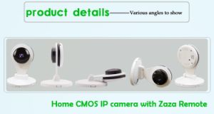 Home Use 10m IR Miniature Web Security Wireless IP Cameras Suppliers pictures & photos