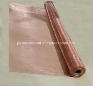 Copper Mesh with 16 Mesh Number for MRI Room Installation pictures & photos