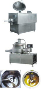 Series High Speed Mixing Granulator for Medical pictures & photos