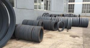 Ring Rolling Forged Rings, 42CrMo4, AISI4140 Forged Rings pictures & photos