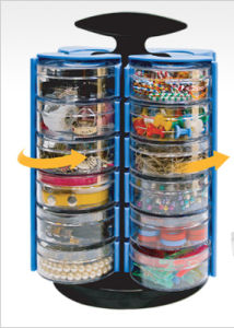 24 Continer Storage System Has 24 Individual Containers pictures & photos