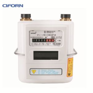 G1.6 Steel Case IC Card Diaphragm Gas Meter pictures & photos
