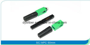 Sc/APC Singlemode Fast Connector pictures & photos