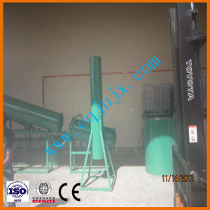 Used Motor Engine Oil to Diesel Gasoline Black Oil Recycling Plant pictures & photos