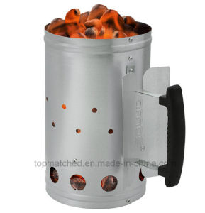 BBQ Grill Charcoal Chimney Starter pictures & photos