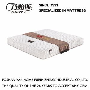Home and Hotel Used Individual Pocket Spring Mattress (FB600) pictures & photos