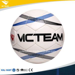 Hot Sale Plain Sport Design Cross Stitch Soccer Ball pictures & photos