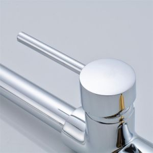 Brass Pull Down Kitchen Tap Mixer pictures & photos