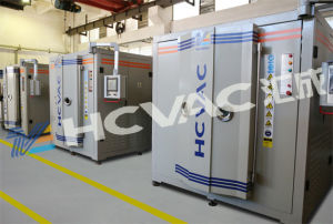 Jewelry Watchcase Gold PVD Vacuum Coating Equipment, PVD Vacuum Coating System pictures & photos