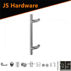 Stainless Steel 304 Double Sided Door Pull Handle pictures & photos