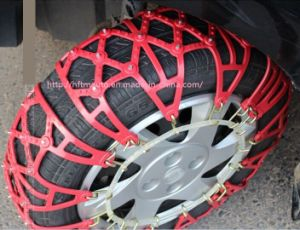 New Style Plastic Chains for Truck Tire pictures & photos