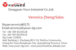 OEM Plastic Broom Handle Injection Mold pictures & photos