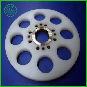High Self-Lubrication Plastic UHMW-PE Wheel pictures & photos