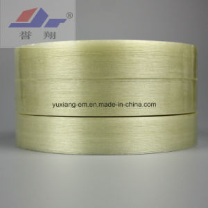 Polyester Resin Soaking Fiberglass Net Electrical Insulation Adhesive Tape pictures & photos