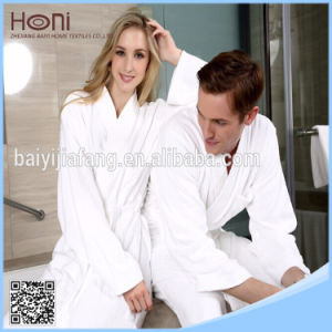 Super Soft China Cotton Bathrobe Factory /Cheap Hotel Promotional Cotton Bathrobe