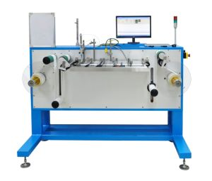 Roll to Roll Printing and Labeling Machine/Labeler pictures & photos