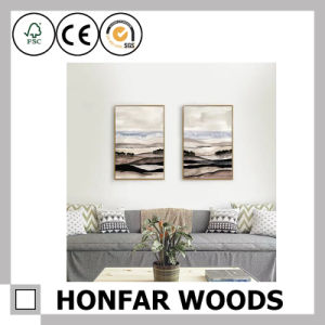 Modern Landscape Art Painting Hanging on The Wall pictures & photos