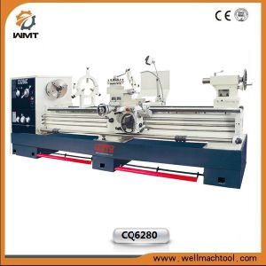 C6280 Big Bore Precision Lathe Machinery with Ce pictures & photos