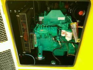 70kVA 55kw Cummins Powered Diesel Generator Sets pictures & photos