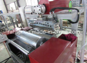 Normal Speed Casting Stretch Film Extrusion Machine with 2 Layers pictures & photos