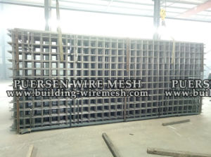 Fabricated Rebar Grid Welded Grid pictures & photos