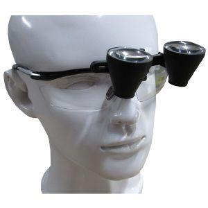 Portable LED Headlight Dental Surgical Loupes 2.5X Dental Eye Loupes pictures & photos