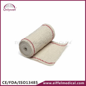 Spandex Medical Crepe Emergency Rescue Bandage pictures & photos