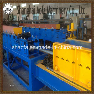 Automatic Punching T Bar Roll Forming Machine pictures & photos