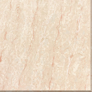 Natural Stone Polished Vitrified Porcelain Tile for Home Decoration (600*600mm) pictures & photos