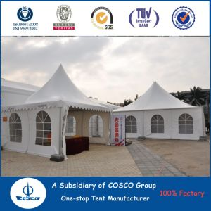 Cosco Aluminium Waterproof Party Tent pictures & photos