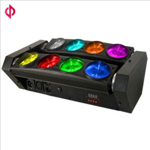 8*10W LED Stage Beam Moving Head pictures & photos