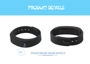 Fashion Multifunction Sports Smart Pedometer Watch Bracelet pictures & photos